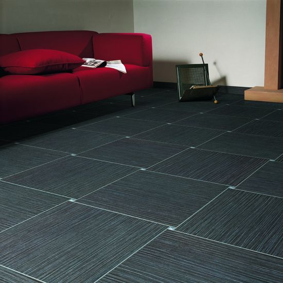 Gres cerame carrelage sol contemporain for Sol en carrelage